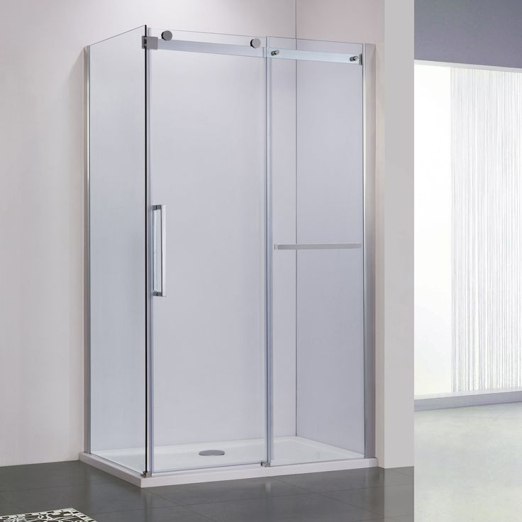 Best 25+ Glass shower enclosures ideas only on Pinterest ...