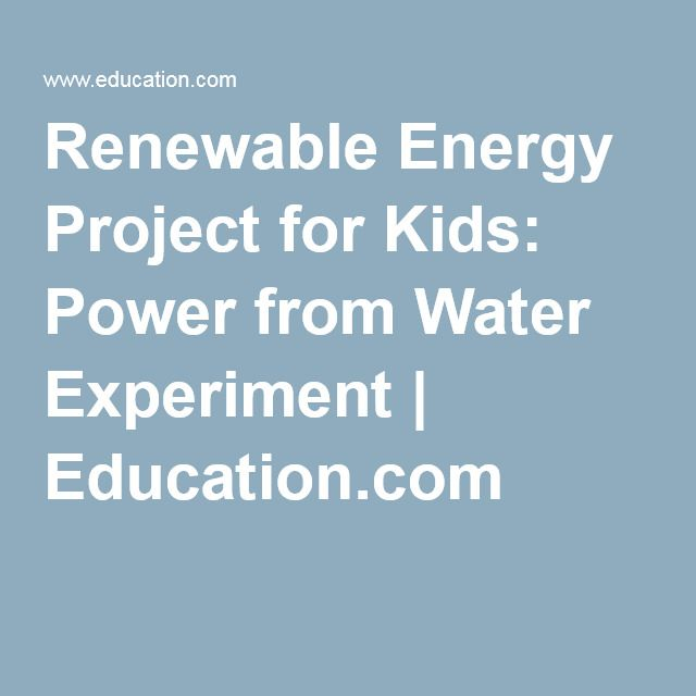 Best 25 renewable energy for kids ideas on pinterest for Solar energy articles for kids