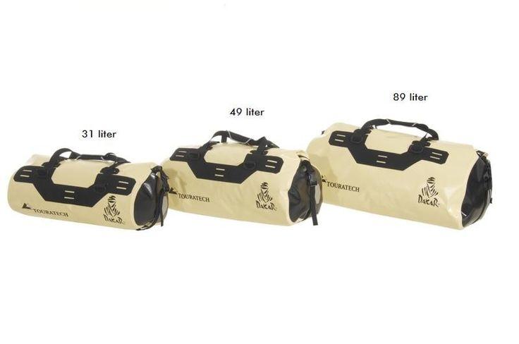 Packtasche Ortlieb Rack-Pack Dakar™ Grösse M, sand - Taschen / Innentaschen - Gepäck - Fahrzeugausstattung   Touratech AG