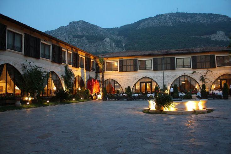 savon hotel antakya antiochia