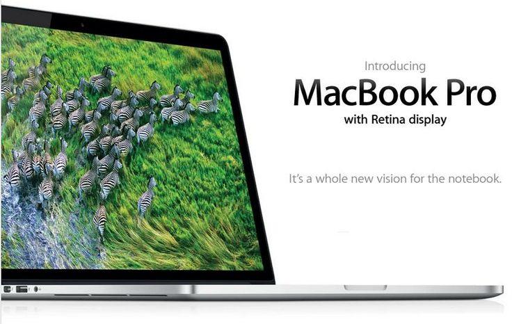 Compra tu MacBook Pro retina en Pcbox. http://pcbox.com.co/
