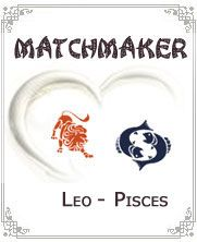 Leo And Pisces Compatibility:- Both Leo Pisces signs vary a great deal as to each one's personality. Leo is a fire sign, and when combined with Pisces which is a water sign, the two elements do...