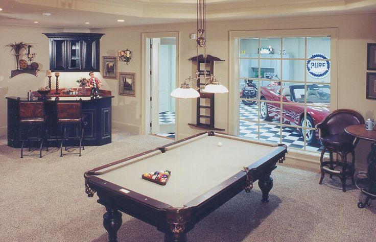 34 best house billiard room images on pinterest. Black Bedroom Furniture Sets. Home Design Ideas