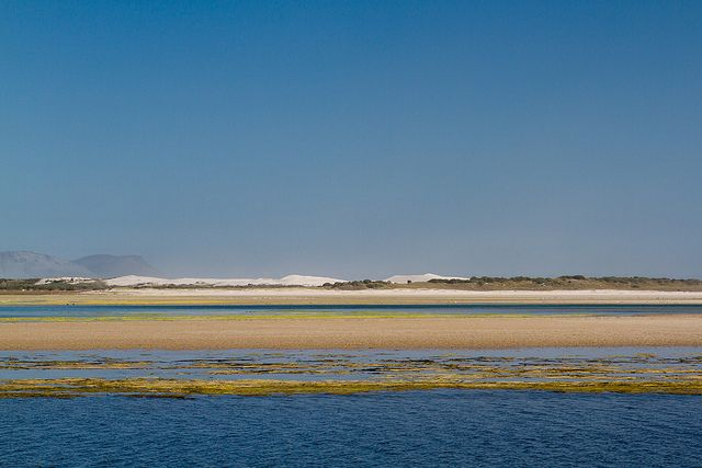 Prawn Flats near Hermanus, South Africa. Photo by Zoe Shuttleworth/Flickr.