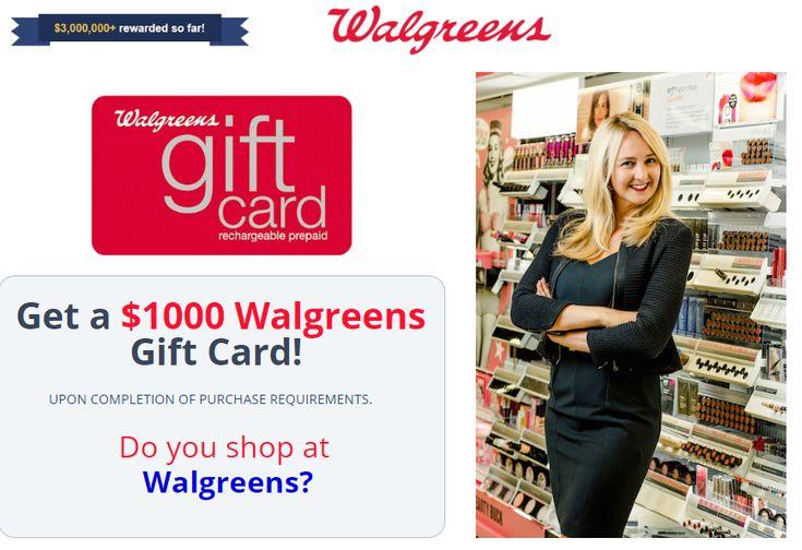 Do you shop atnbsp walgreens shopping gift card walgreens