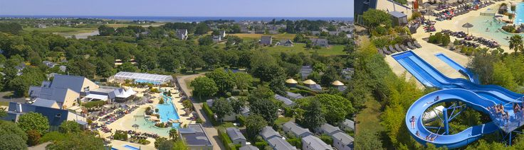 The L'Océan Breton campsite at Loctudy offers you a wide choice of top-class rented accommodation (cottage for 2-6 persons, large camping pitches etc), lots of activities for children of all ages. A wealth of on-site facilities means that you'll enjoy great open-air holidays.