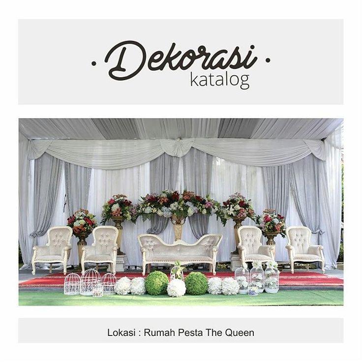 25 best indonesian wedding images on pinterest indonesian wedding dekorasi pernikahan outdoor di the queen rumah pesta so amazing dear junglespirit Gallery