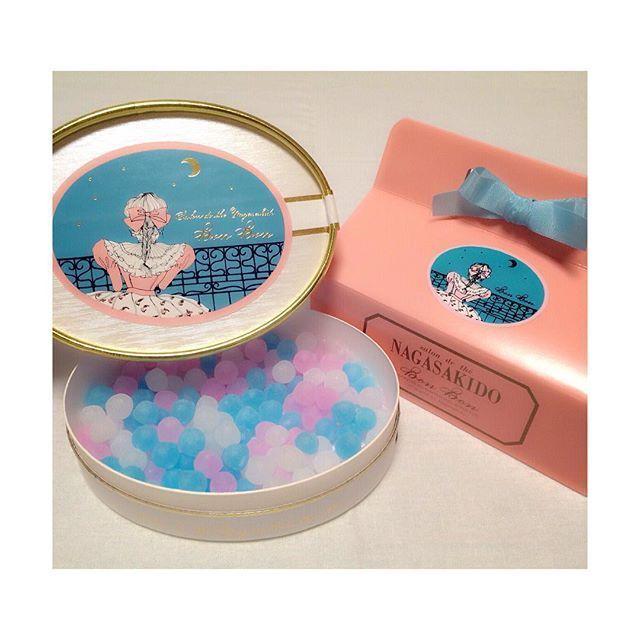 宝石箱みたいなお菓子「クリスタルボンボン」が超かわいい | RETRIP2015