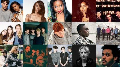 Música ' As novidades no mundo da música é o que vai pegar para 2013!