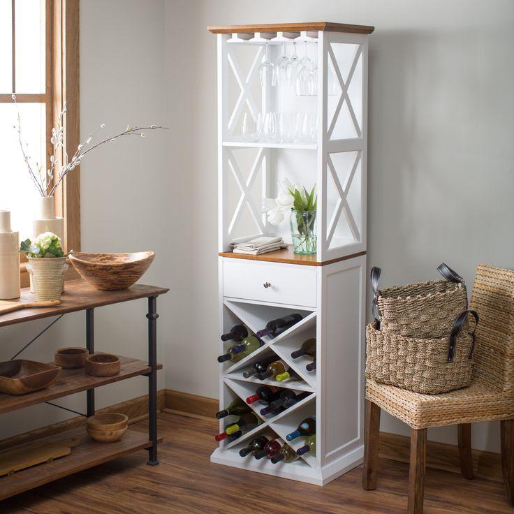 Belham Living Hampton Wine Tower   from hayneedle.com