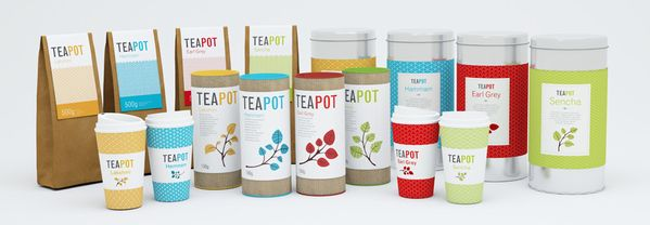 The Teapot product consist in a gourmet and organic tea line wich is conscious whith the environment.  The materials used are low environmental impact. The packages are maked for distribute them in specialiced shops and boutiques. Also were created another type of package for provide and storing the product in restaurants. This is my college final project at EASD Valencia (school of art and design in Spain).
