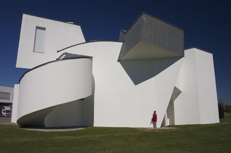 Vitra Museum. Weil am Rhein