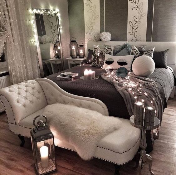 I would skip the lights on the bed, but otherwise, it's beautiful
