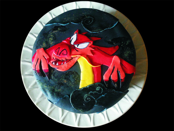 MUSHU CAKE BY PAU