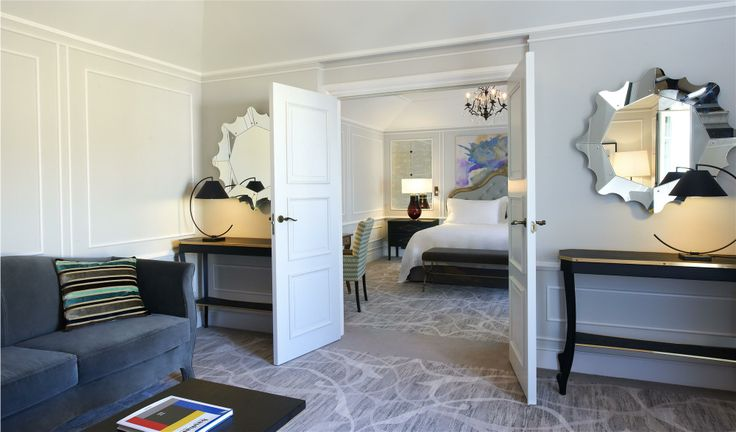 Luxury Collection San Sebastian Hotels: Hotel Maria Cristina, a Luxury Collection Hotel, San Sebastian - Hotel Rooms at luxury