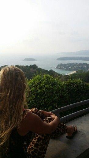 View Point on Phuket. See Kata Noi, Kata and Karon Beach!
