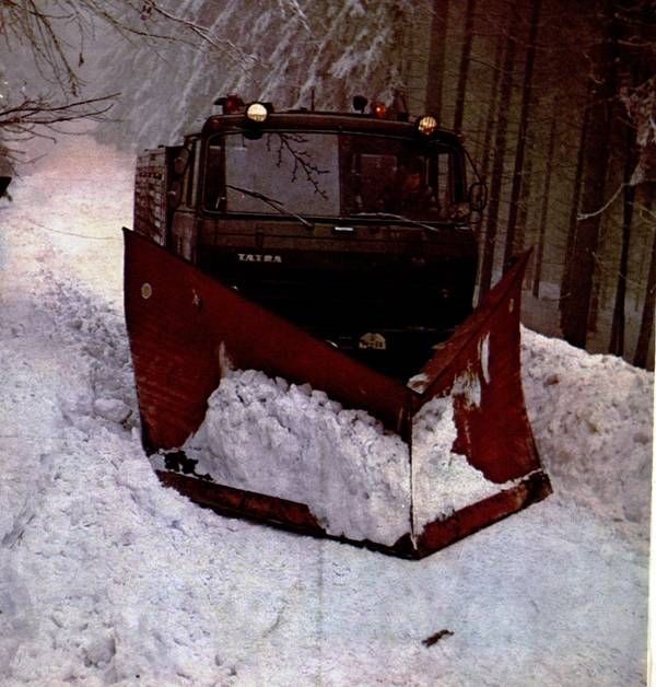 Tatra T815 8x8 /1981/