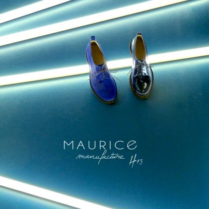 Chaussures Femme MAURICE MANUFACTURE - Hiver 2015 - Derby VIC