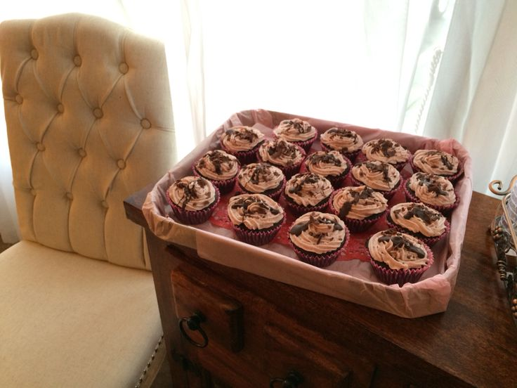 Instant Ocean Salt Box : Chocolate merlot cupcakes box dark fudge cake