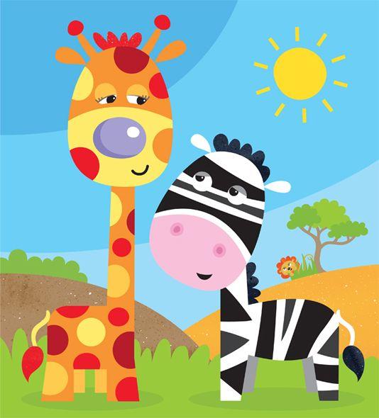 LAILA HILLS - professional children's illustrator, view portfolio