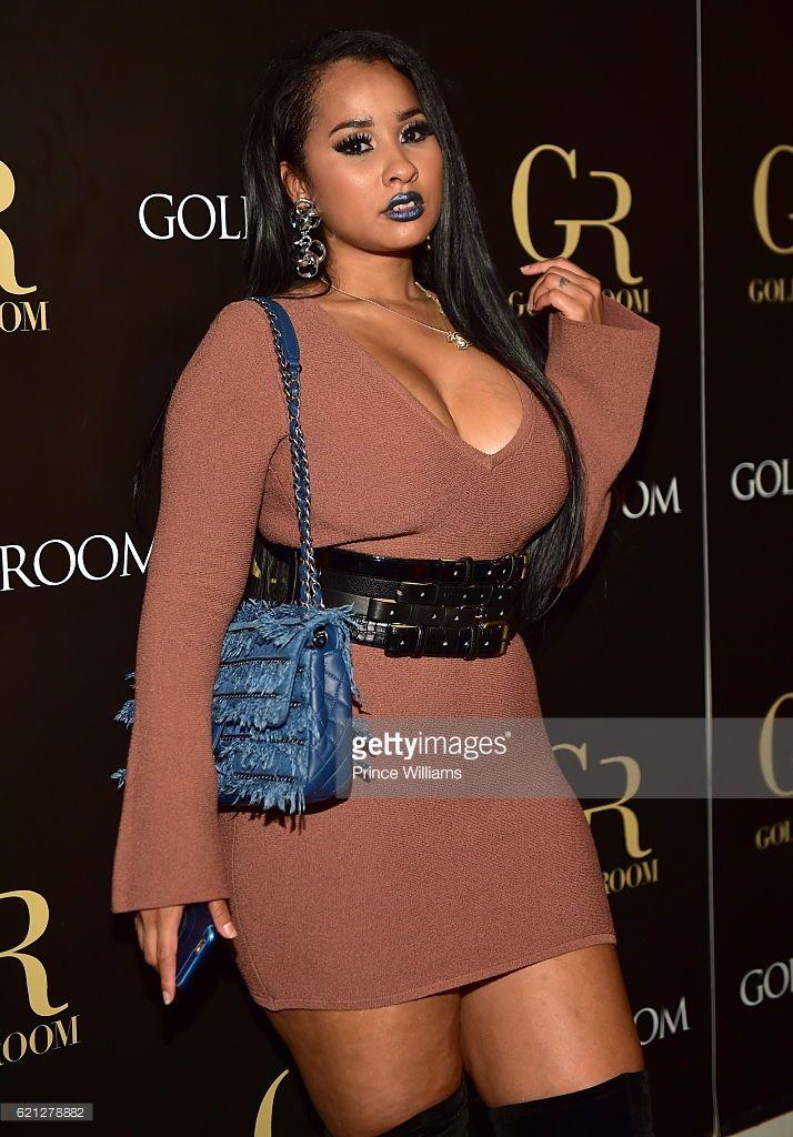 Tammy Rivera attends Kenny Burns Birthday Celebration at Gold Room on November 5, 2016 in Atlanta, Georgia.