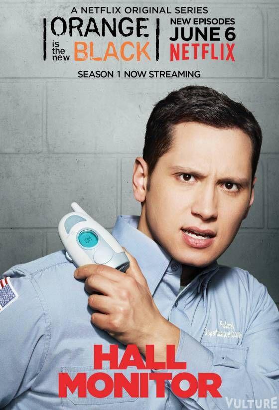 OITNB Season 2 Poster starring Bennett
