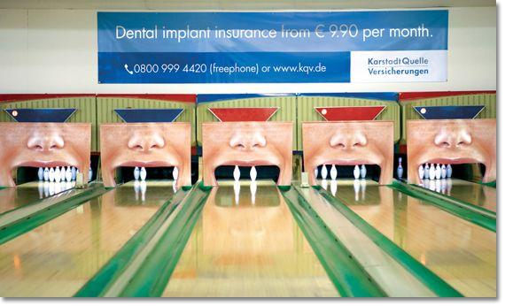 Guerrilla Marketing. Dental insurance :)   Marketing ...