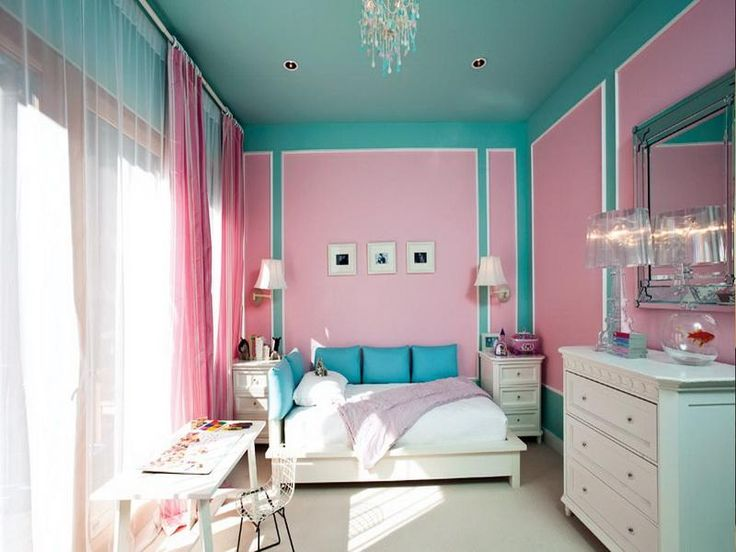 Girl room. Love it