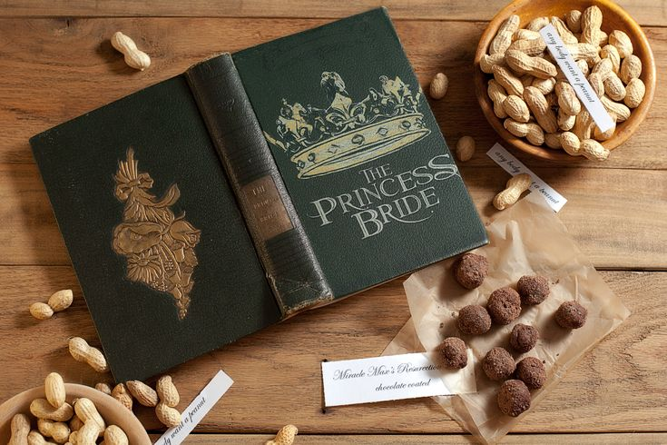 """The Princess Bride"" Party Ideas"