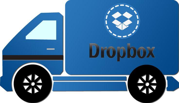 Caminhão Dropbox - Dropbox Truck