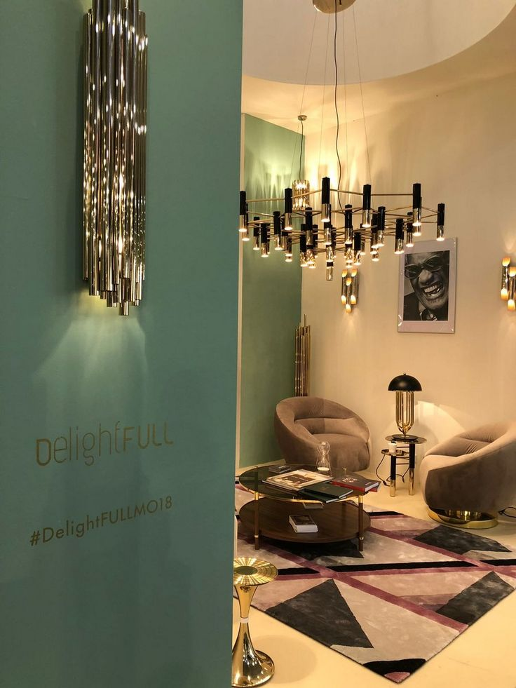 The unique lighting brand DelightFULL and their mid-century partner Essential Home are present at #MaisonetObjet with their latest novelties and unique designs. Visit them at Hall 7: Stand E46 - F45 and stand E40.