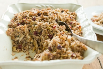 Turkey and Wild Rice Casserole | Recipe