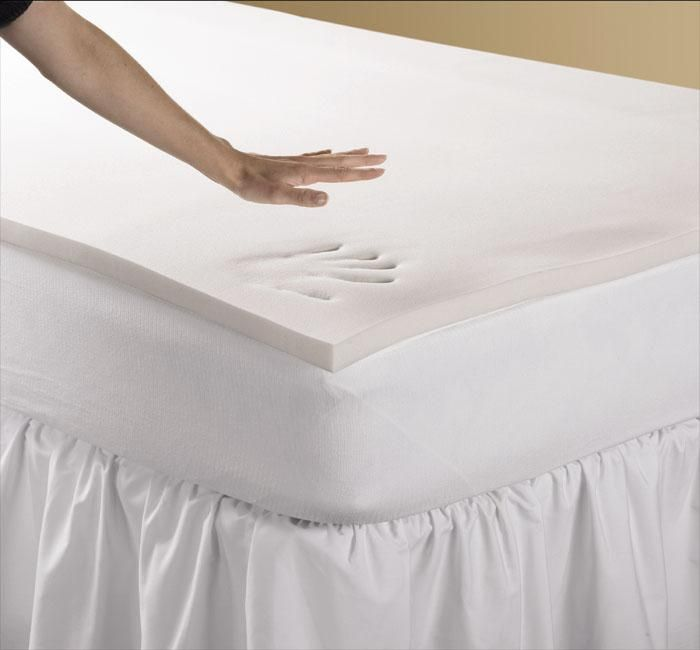 To get the most comfortable sleep every night, you'll need a high-quality mattress topper. Many of its users find the 2″ Lucid by LinenSpa Ventilated Memory Foam Viscoelastic Mattress Topper to be a good mattress because overall, they are satisfied with the quality of sleep they are getting – longer, deeper and sore-free the morning after.