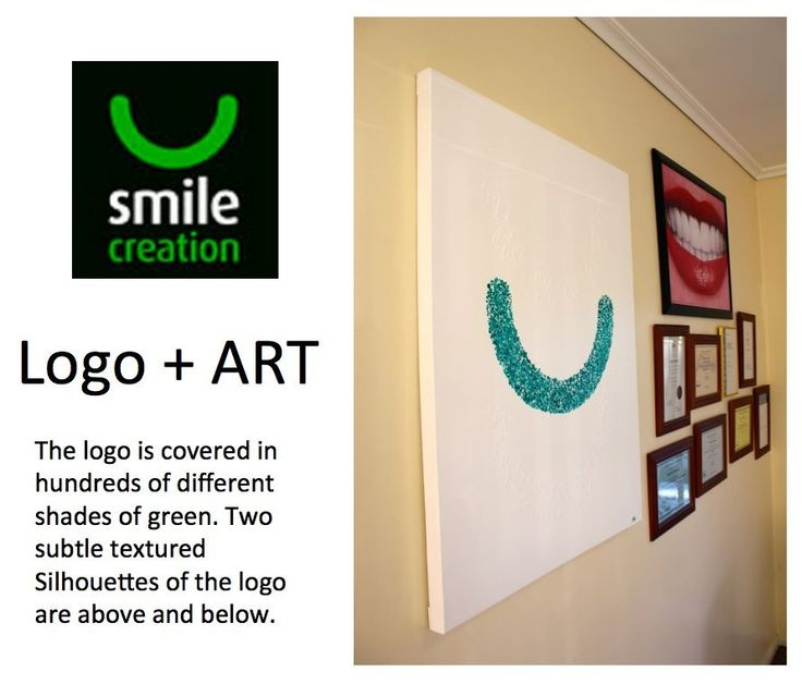 Another example of the growing trend for Logo Artworks.