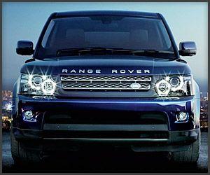 Navy Blue Ranger Rover. We will call him Rover.