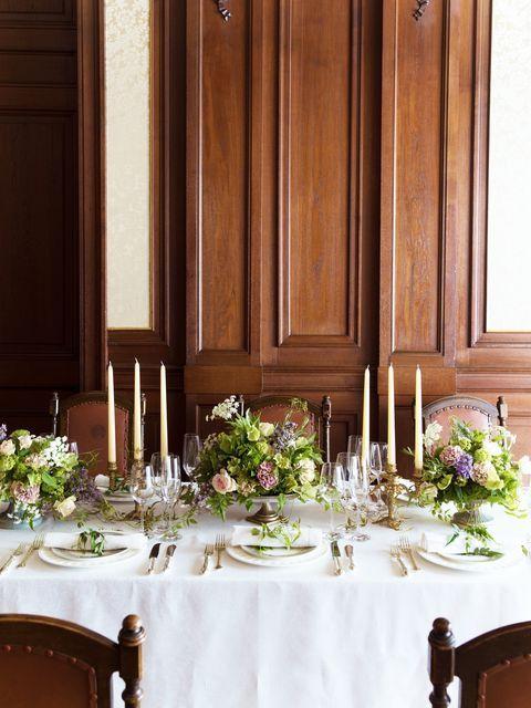 赤坂プリンス クラシックハウスの写真「邸宅ウェディングにふさわしい上品なコーディネートを」