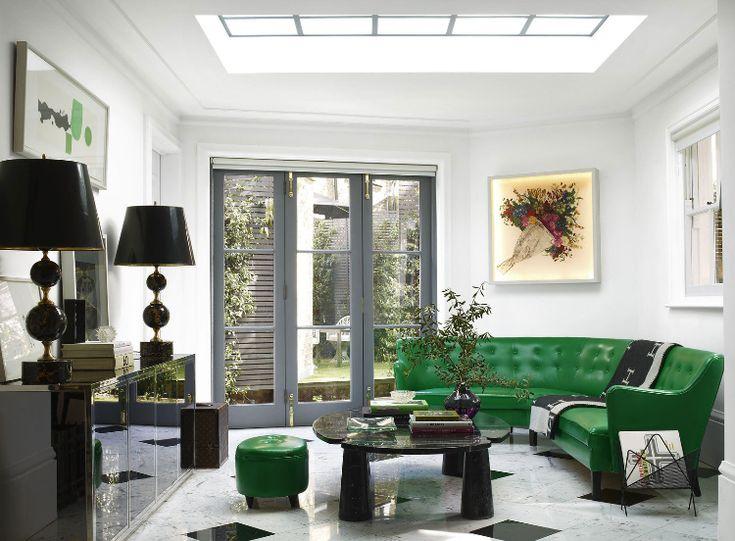 949 best Inneneinrichtung images on Pinterest Architecture - wohnzimmer grun schwarz
