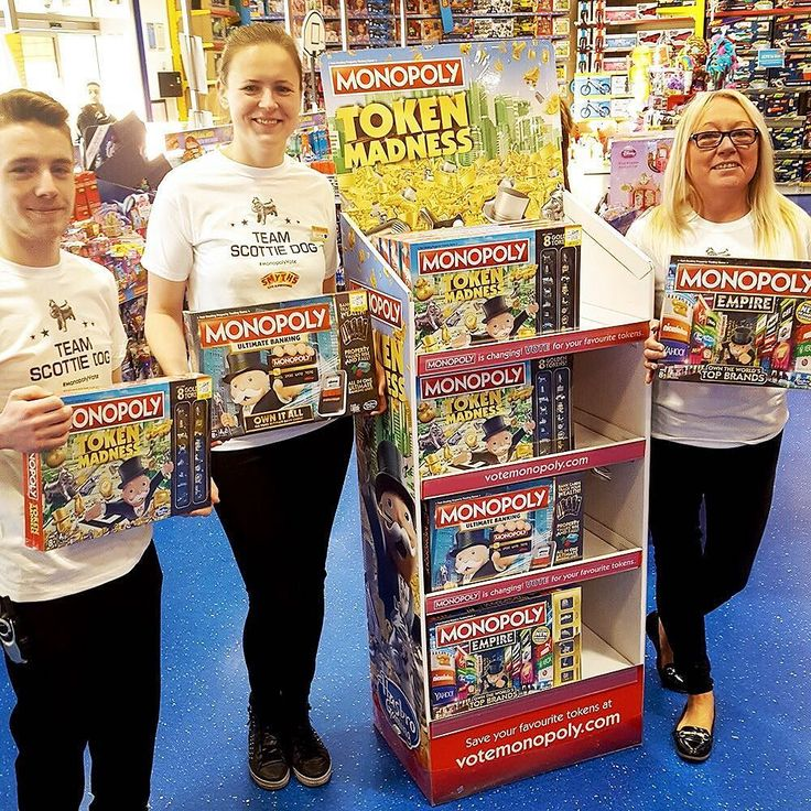 On a mission to #SaveScottie! Help #SmythsToysSuperstores at VoteMonopoly.com and vote for your favourite Monopoly Token by Jan 31st!  #smyths #smythstoys #smythstoyssuperstores #toystagram #heyletsplay #ifiwereatoy #oscar #love #uk #ireland #toys #fun #instagood #savescottie #scottie #monopoly #instore