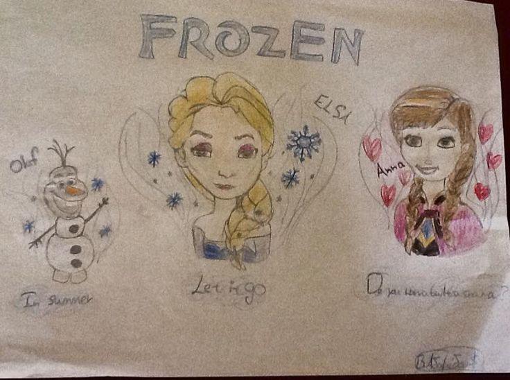 Frozen ❄
