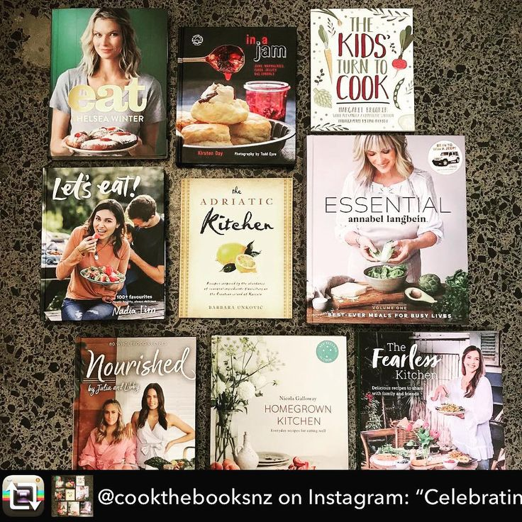 Exciting to be a part of this tribe in NZ - #womencandoit #thefearlesskitchen read - cook - love @cookthebooksnz