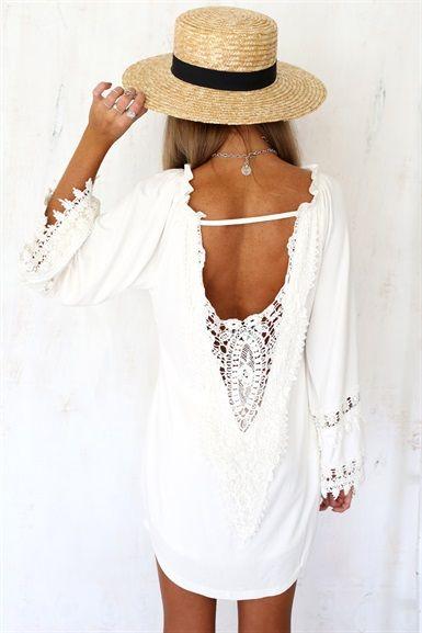 Bell Flare Dress | SABO SKIRT