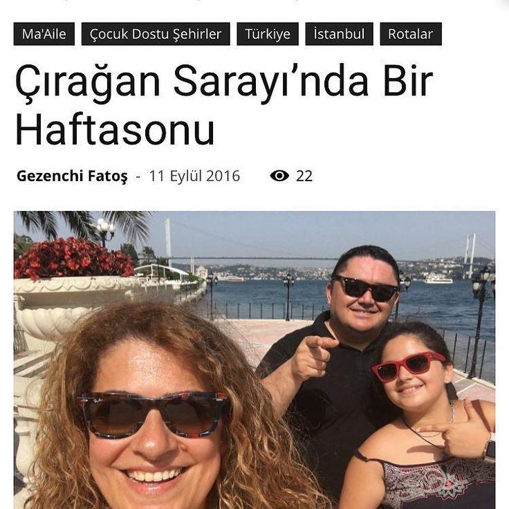 Bayramda istanbul'da kalanlar da harika bir tatil gecirebilir.Ciragan otelinde ailecek haftasonu yazimizin linki profilde!#gezenchi #ciragan #bayram #tatil #weekendgetaway #travel #travelgram