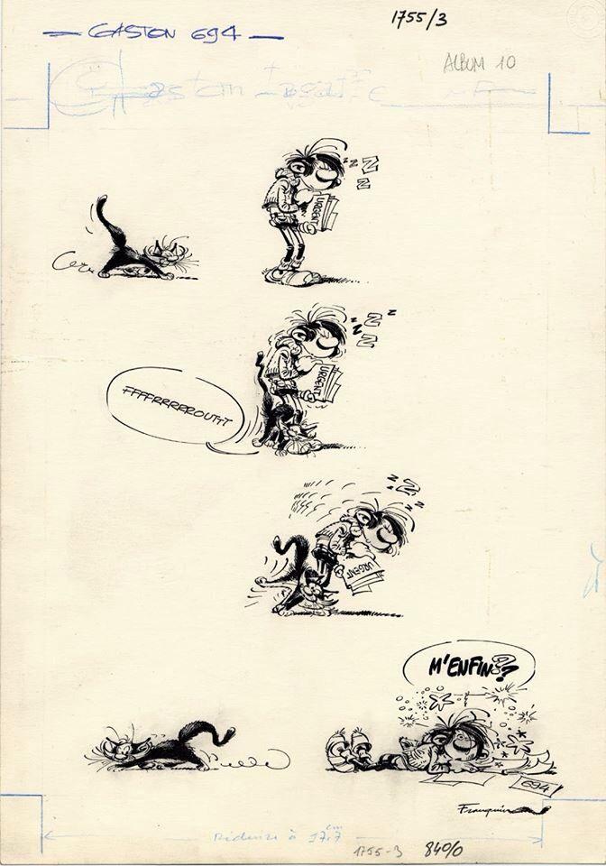 Gaston - Franquin
