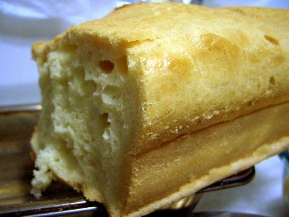 Pão de Polvilho – sem glúten