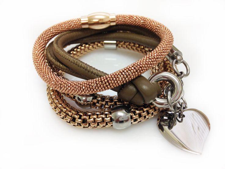 Tan Bracelet Combo