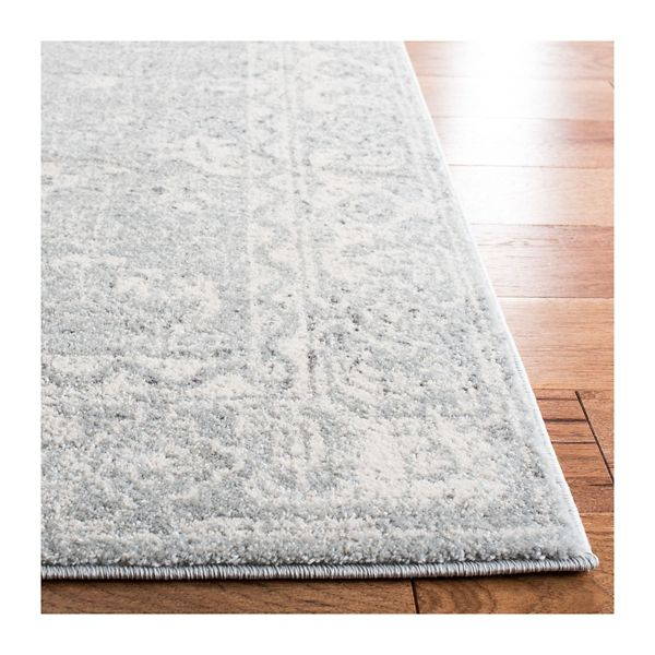 Gray Everley Fushion Rug 5x7 Kirklands Rugs Contemporary Area Rugs Area Rugs 5 x 7 rugs on sale