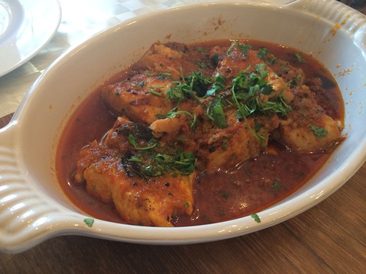 Authentic Indian Fish curry