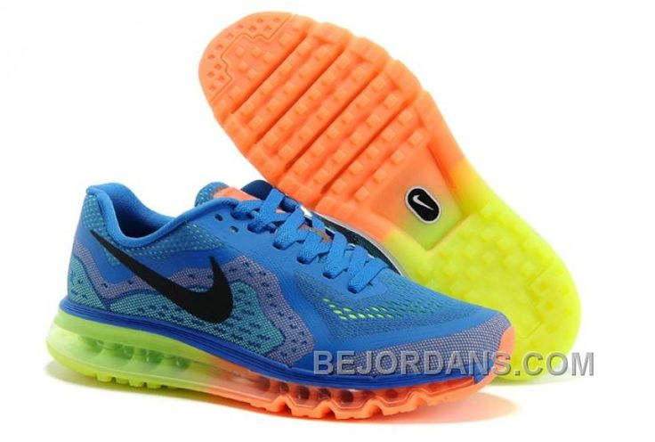 http://www.bejordans.com/free-shipping6070-off-switzerland-2014-new-nike-air-max-2014-running-shoes-online-blue-orange-trcfn.html FREE SHIPPING!60%-70% OFF! SWITZERLAND 2014 NEW NIKE AIR MAX 2014 RUNNING SHOES ONLINE BLUE ORANGE TRCFN Only $100.00 , Free Shipping!