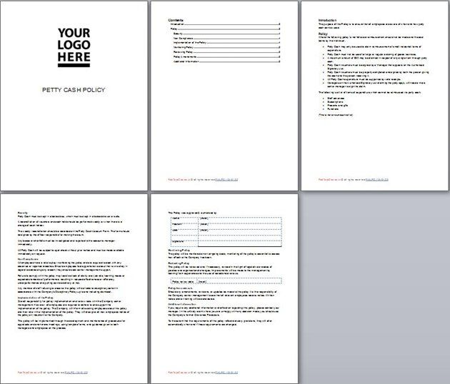 30 best Business documents images on Pinterest Business - health and safety policy