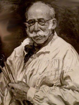 SELF PORTRAIT, Artist: George Owen Wynne Apperley